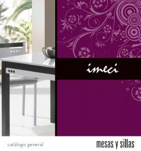 Catálogo / Imeci - Fábrica de Mesas y Sillas de Cocina y Comedor