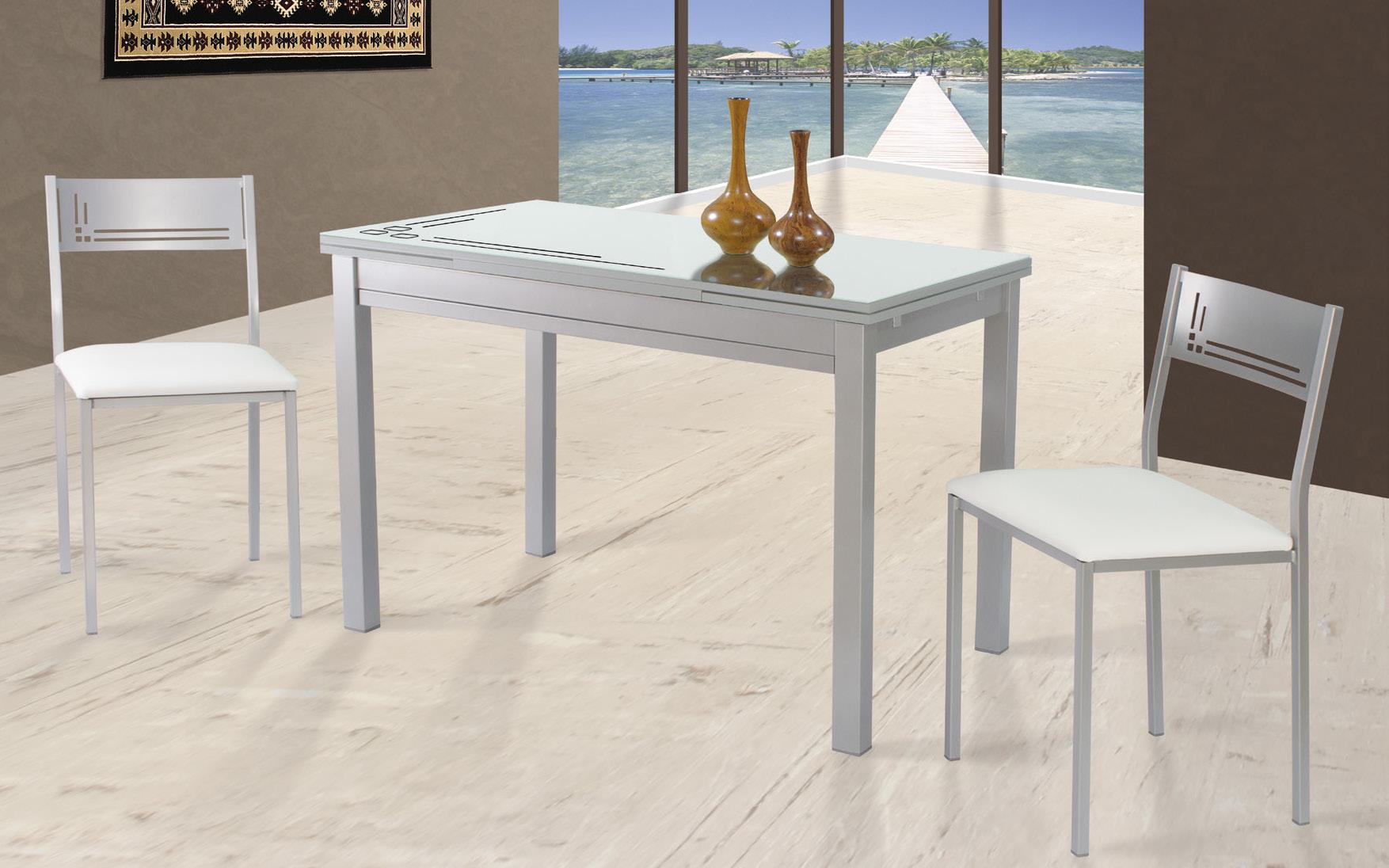 Hermoso fabricantes de mesas y sillas de cocina im genes - Muebles1click madrid ...