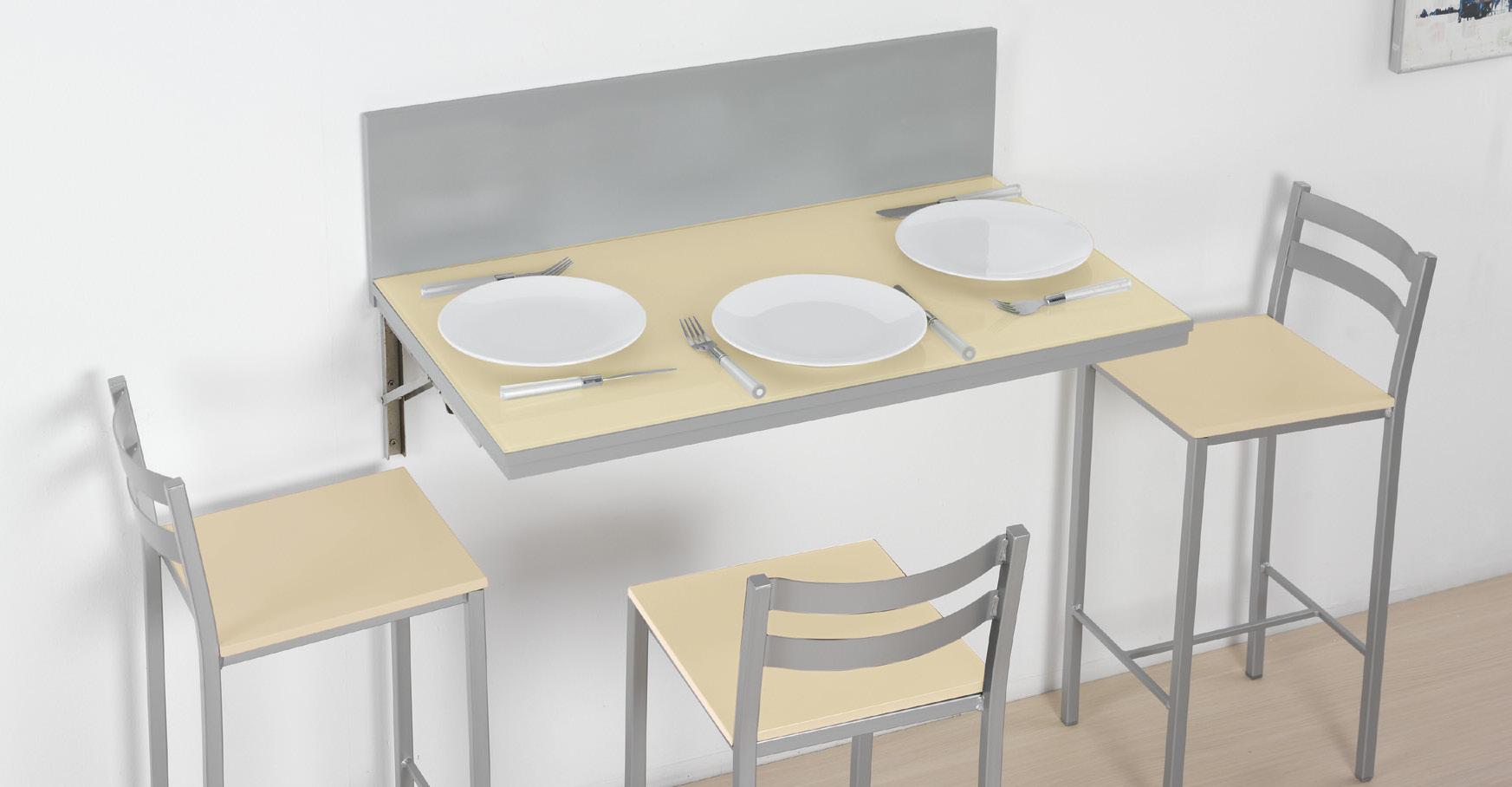 Mesas madera metal imeci f brica de mesas y sillas de for Mesas rinconeras de cocina de madera