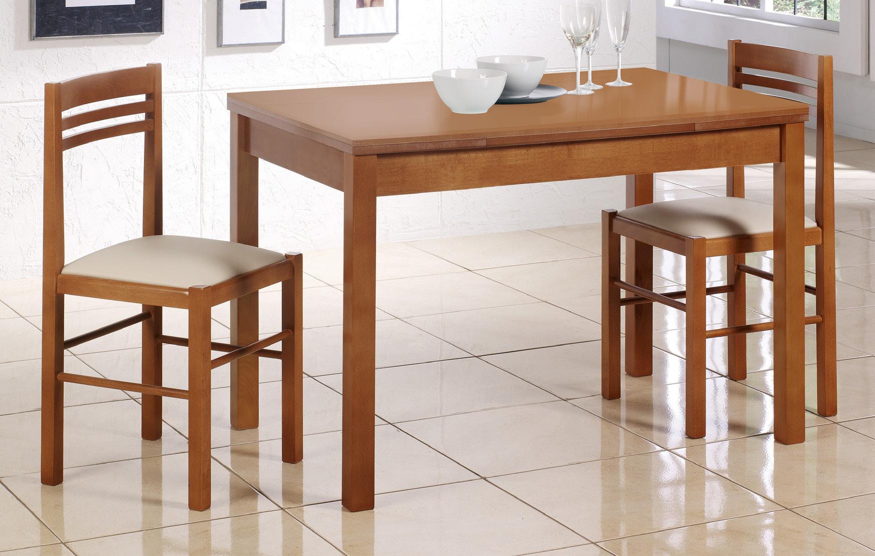 Mesas madera imeci f brica de mesas y sillas de cocina for Mesa madera cocina